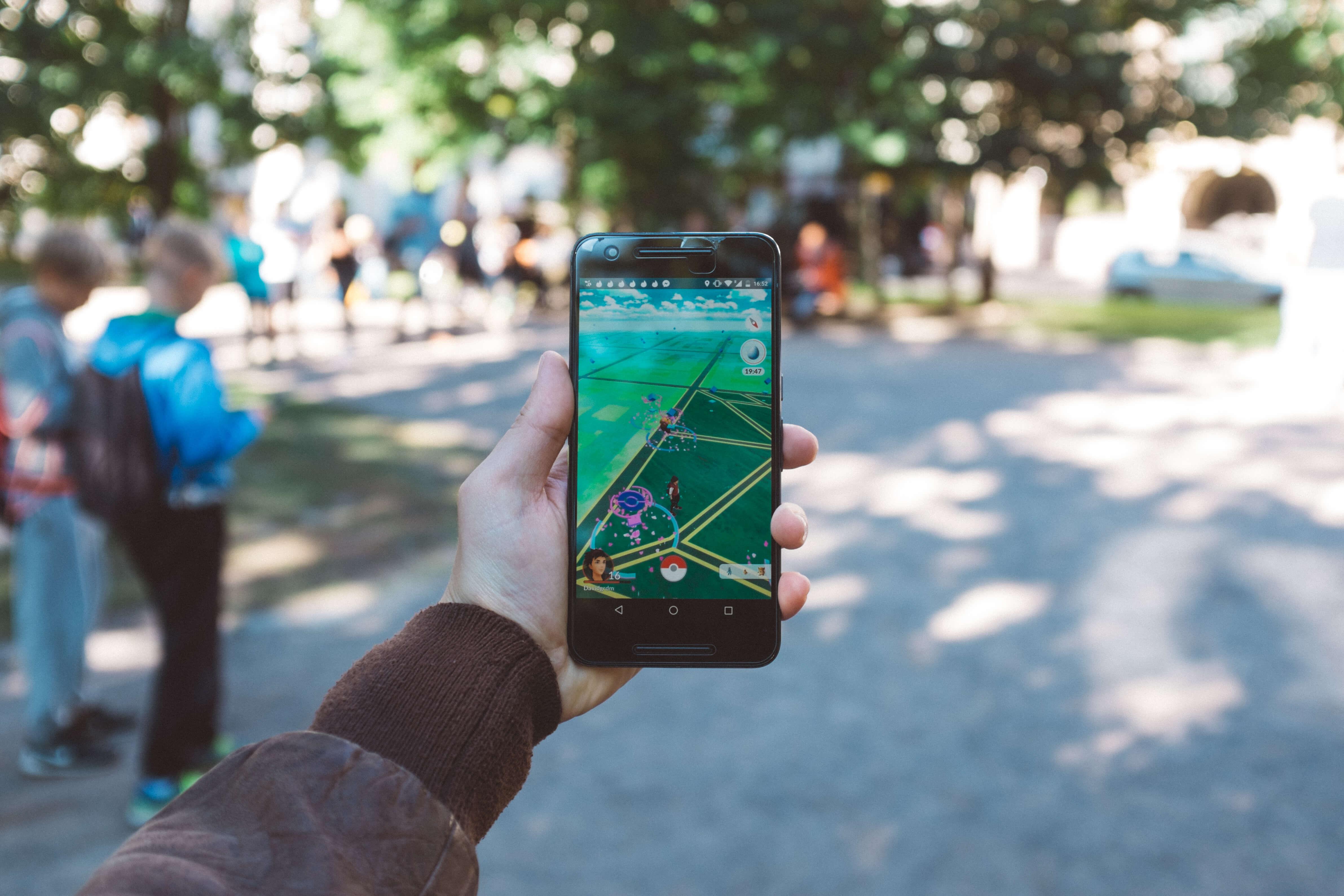 Pokémon GO y cómo puede ayudarte en tu negocio
