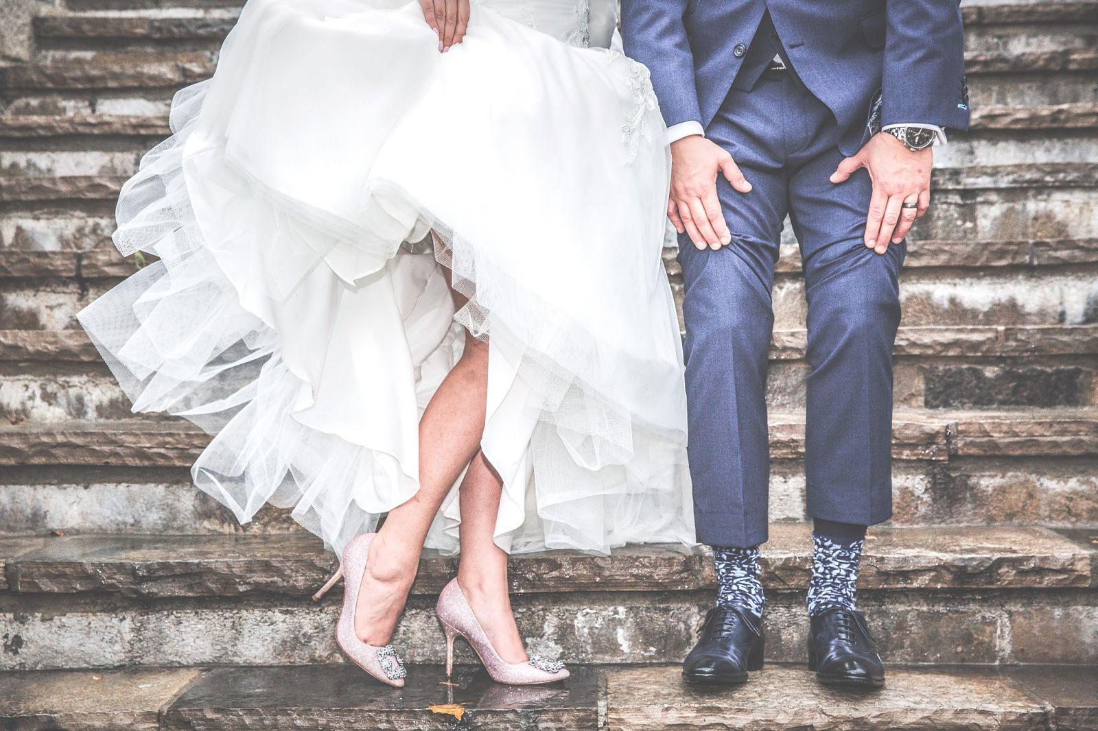 ¿Cuánto cuesta organizar una boda?