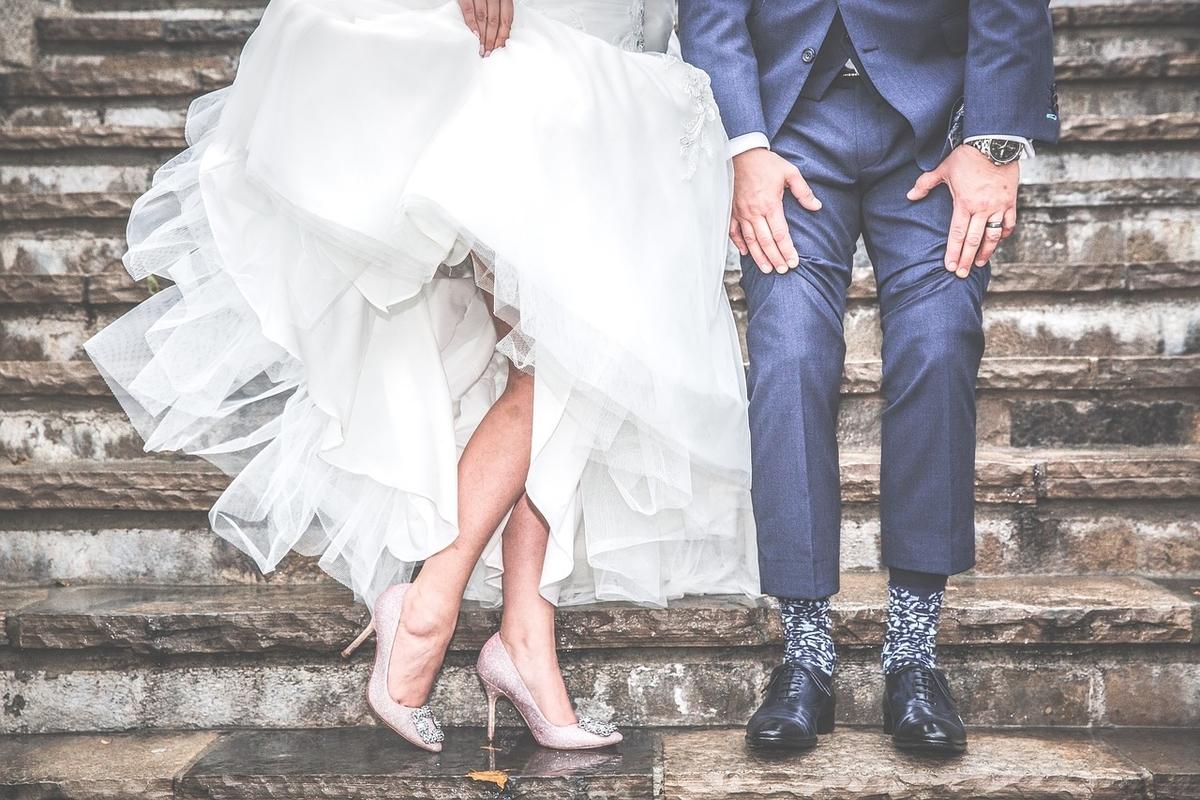 novios boda seguro
