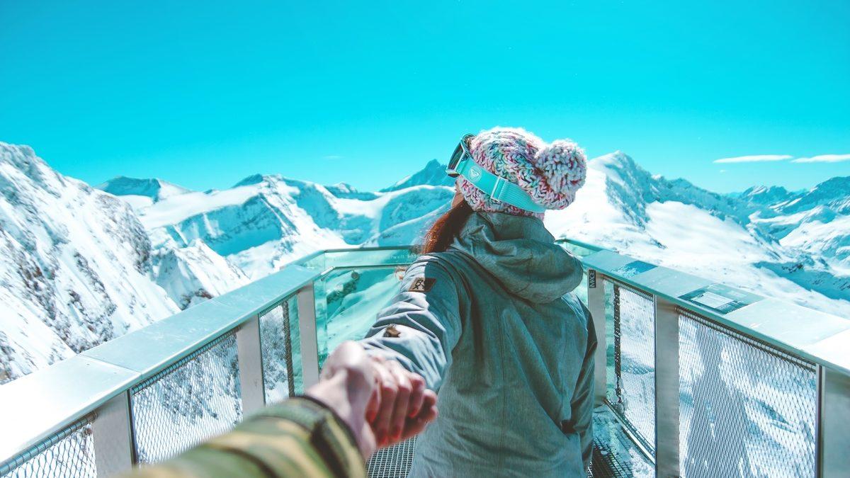 Vacaciones para esquiar