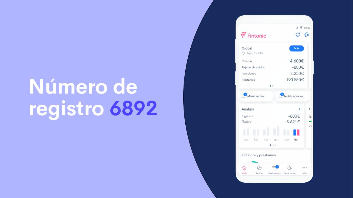 Fintonic se convierte en la primera Fintech con licencia del Banco de España para prestar servicios simultáneos de agregación de cuentas e iniciación de pagos